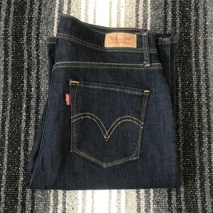 Levi's 513 Perfectly Slimming Bootcut